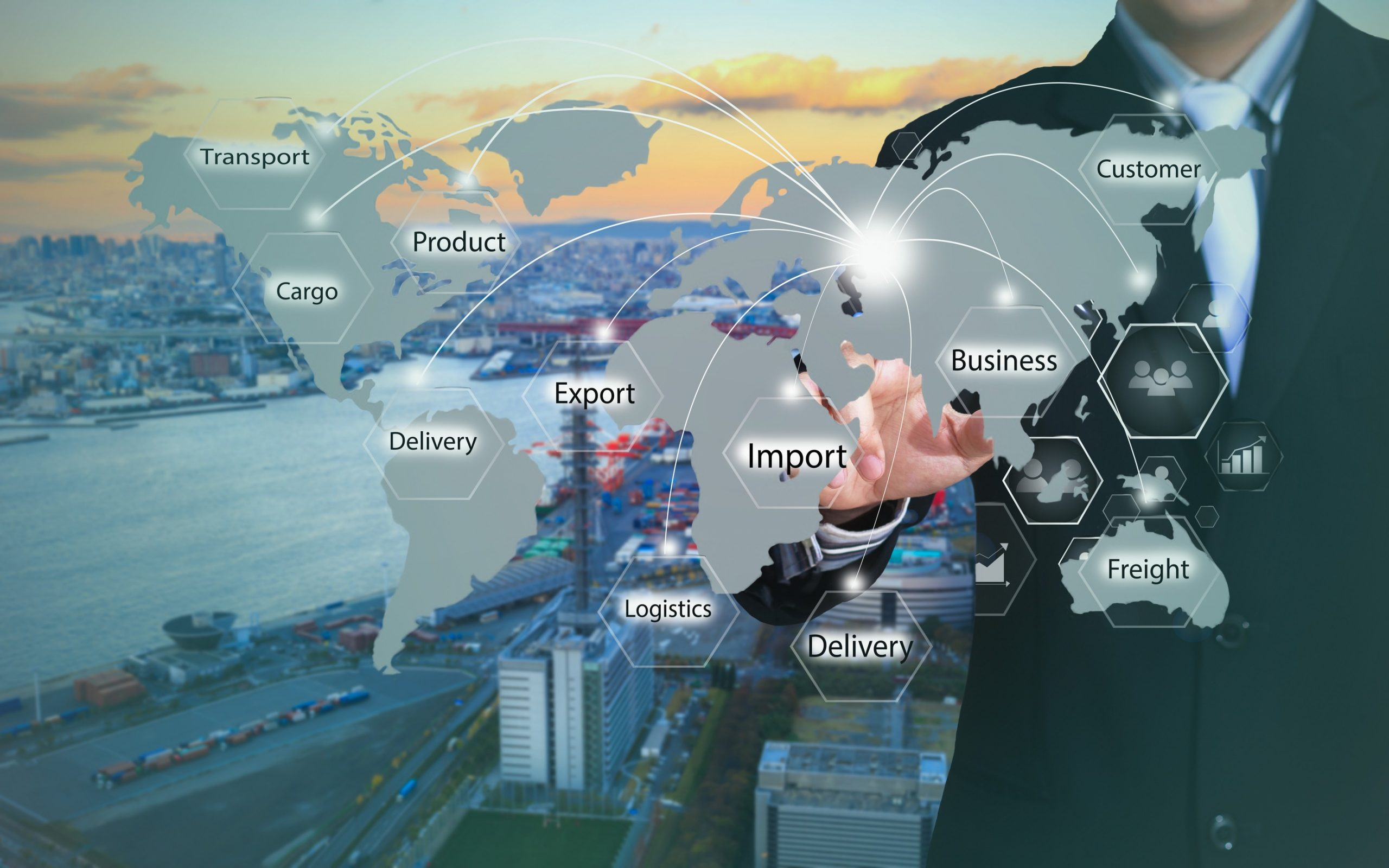 Trends in logistics industry main picture