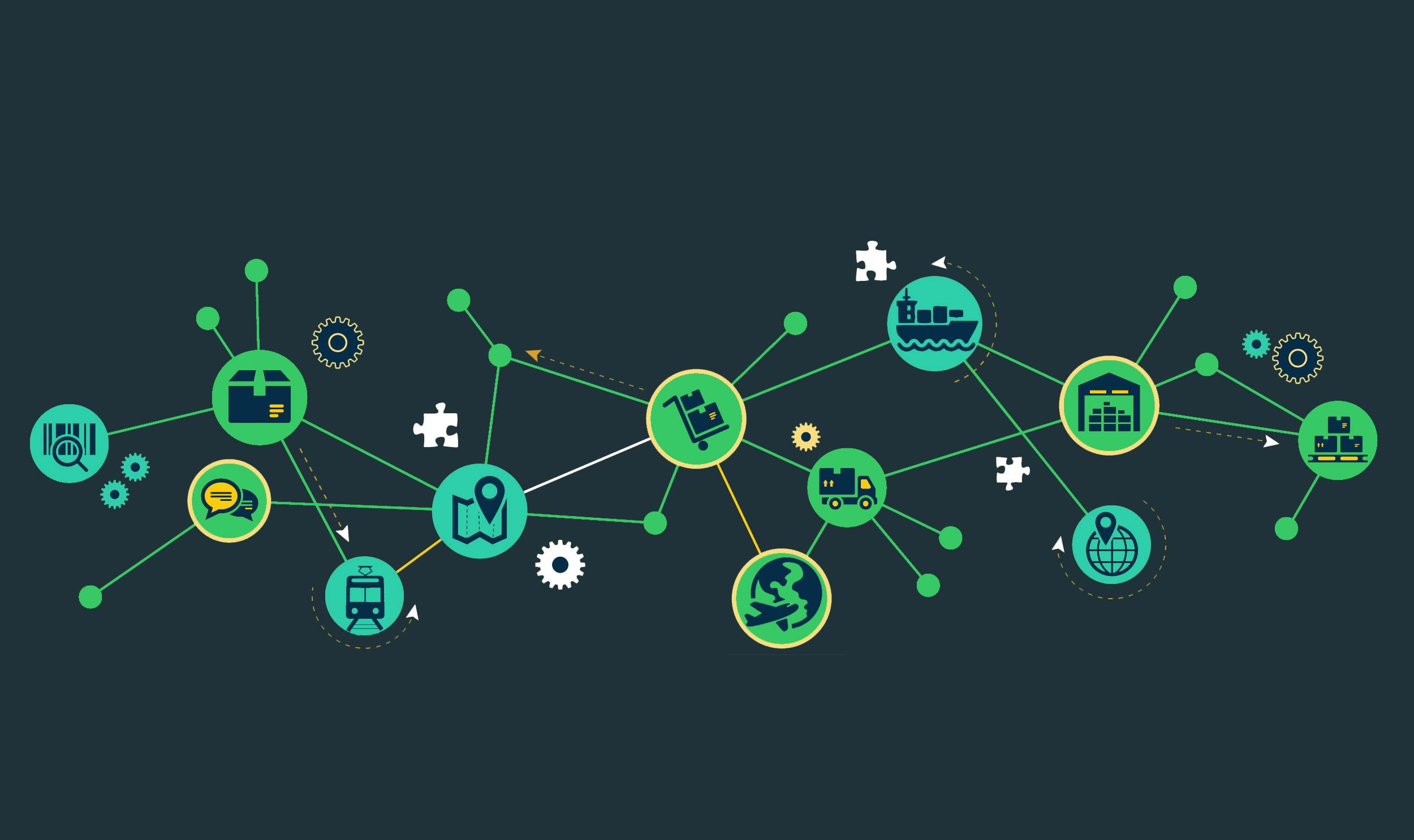 Blockchain in the logistics industry