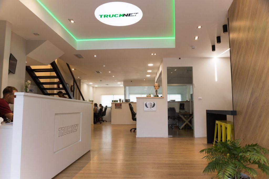 Office hall photo