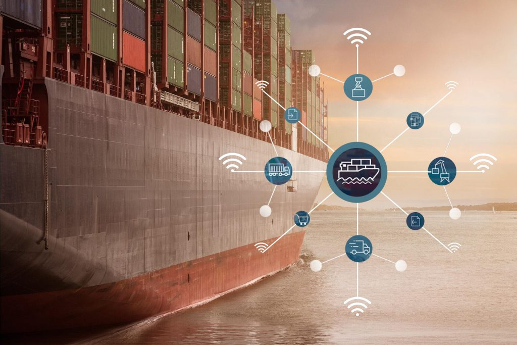Sea Freight and connection to road transportation