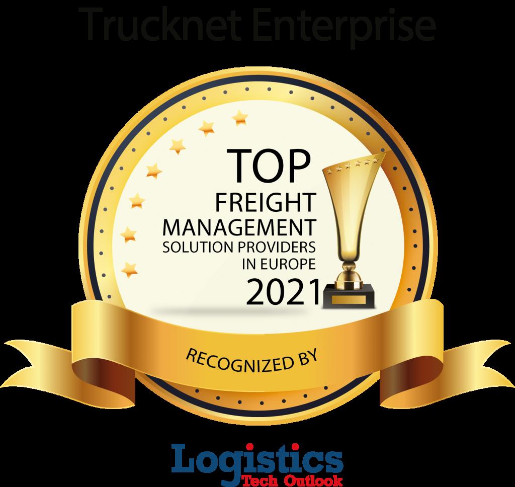 Trucknet Enterprise award